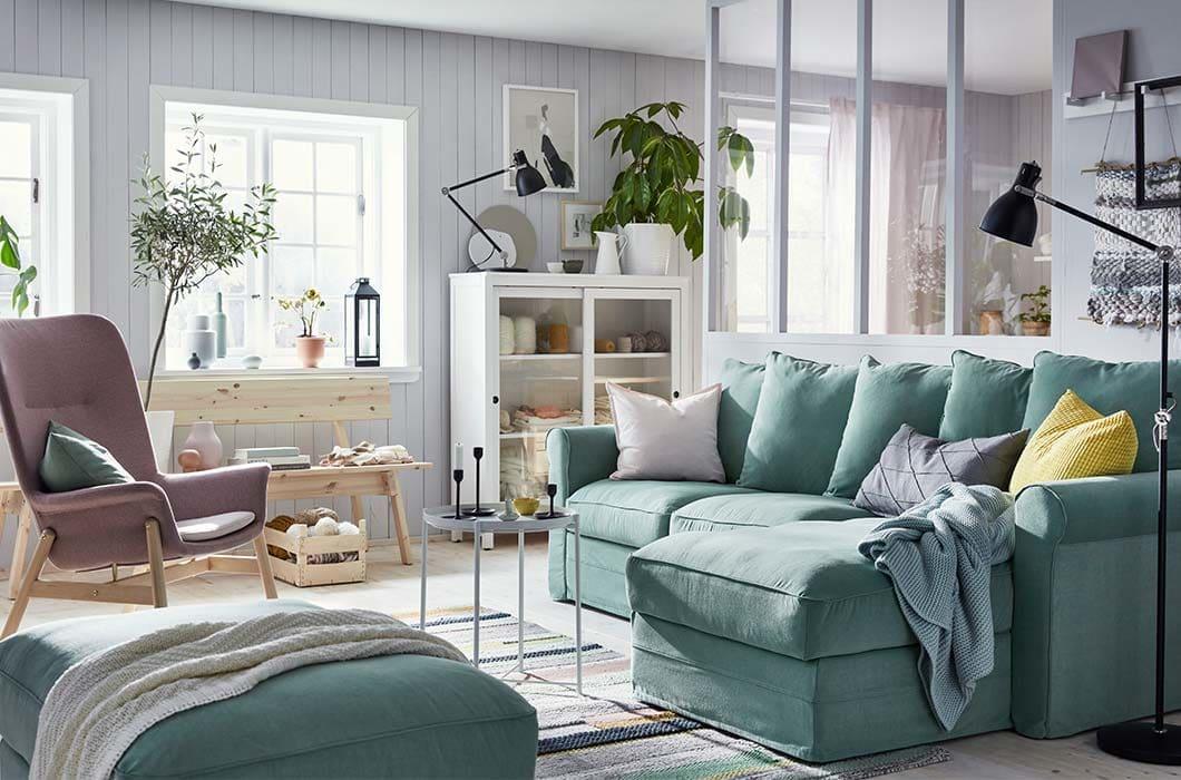 Verrassend Woonkamer ideeën & Huis inrichten - IKEA - IKEA EW-03