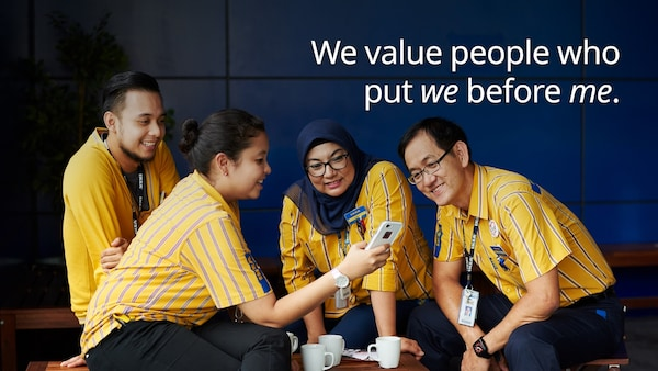 Working at IKEA Southeast Asia