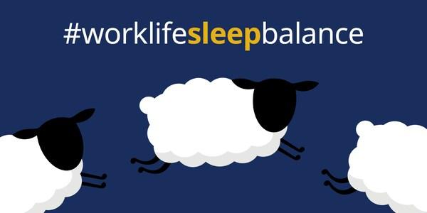 #worklifesleepbalance