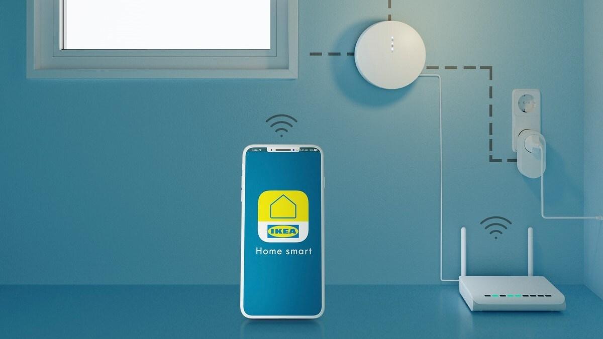 Wsparcie techniczne dla aplikacji IKEA Home smart i bramki TRÅDFRI