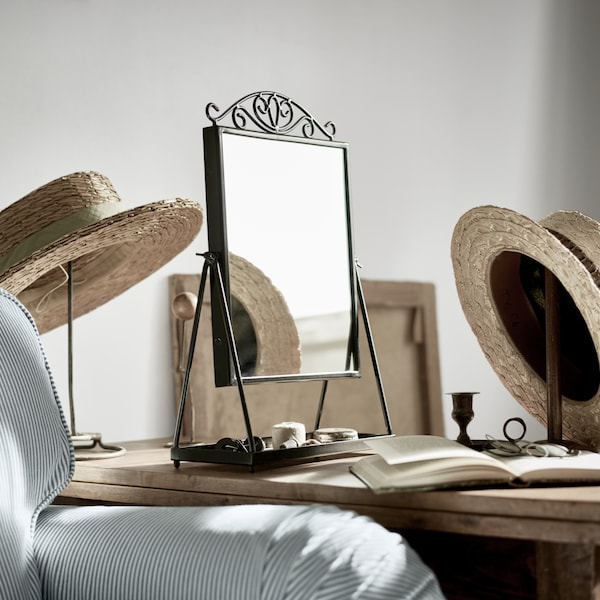 Як декорувати за допомогою дзеркал
