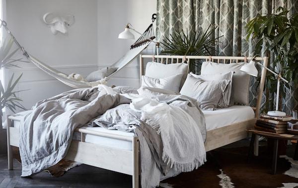 3 Wyjątkowe Style Do Sypialni Ikea