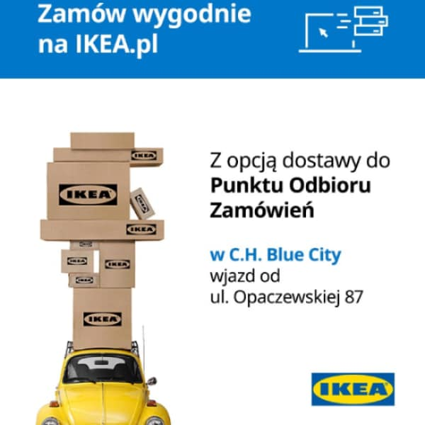 Zamów Wygodnie na IKEA.PL