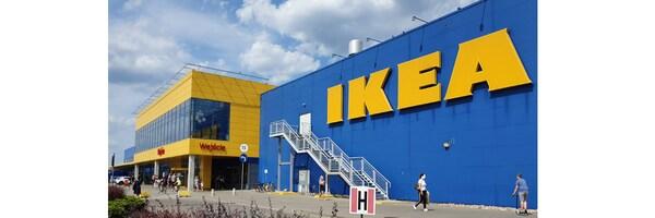 Sklep Warszawa Targówek Ikea