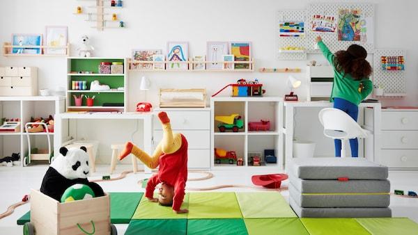 Zaprojektuj pokój Twojego dziecka wraz z nim
