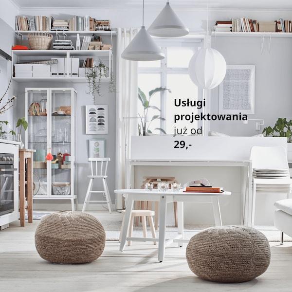 Zaprojektuj swoje wnętrze z Centrum Urządzania Wnętrz IKEA.