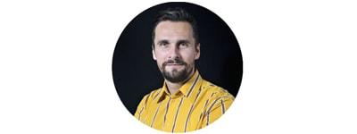 Zdjęcie dyrektora sklepu IKEA Łódź
