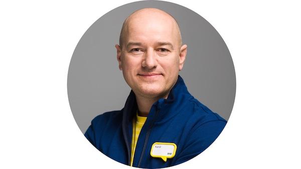 zdjęcie dyrektora sklepu IKEA Szczecin