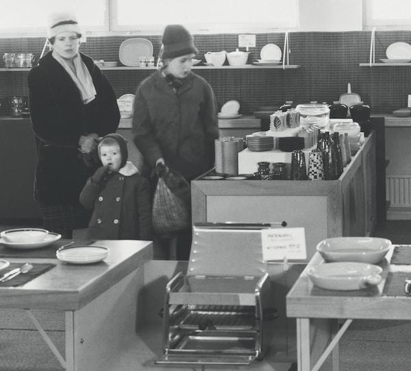 Zgodovina podjetja IKEA