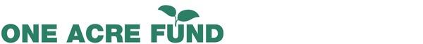 Zielone logo fundacji One Acre Fund