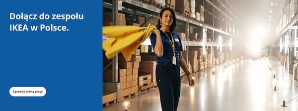 Zobacz oferty pracy w IKEA.