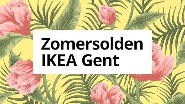 Zomersolden IKEA Gent