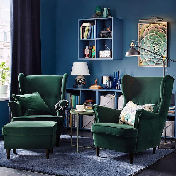 Eine gemütliche Ecke zum Reden und Kaffee trinken - IKEA