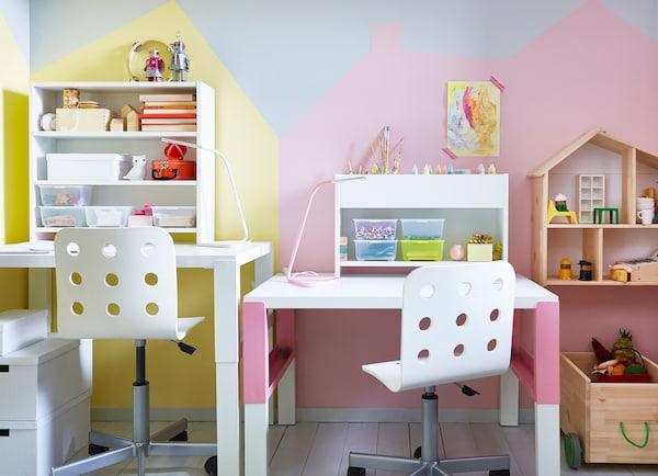 Kleines Kinderzimmer Einrichten Ideen Ikea
