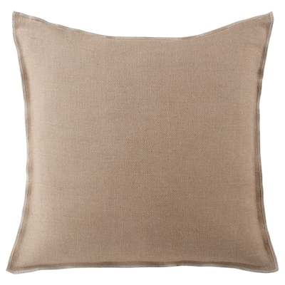 ÄNGLATÅRAR Cushion cover, natural, 65x65 cm