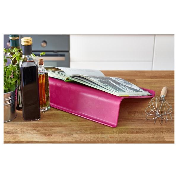 BRÄDA laptop support pink 42 cm 31 cm 9 cm