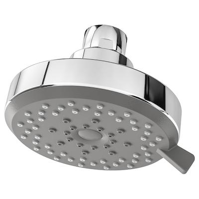 BROGRUND 5-spray showerhead, chrome-plated