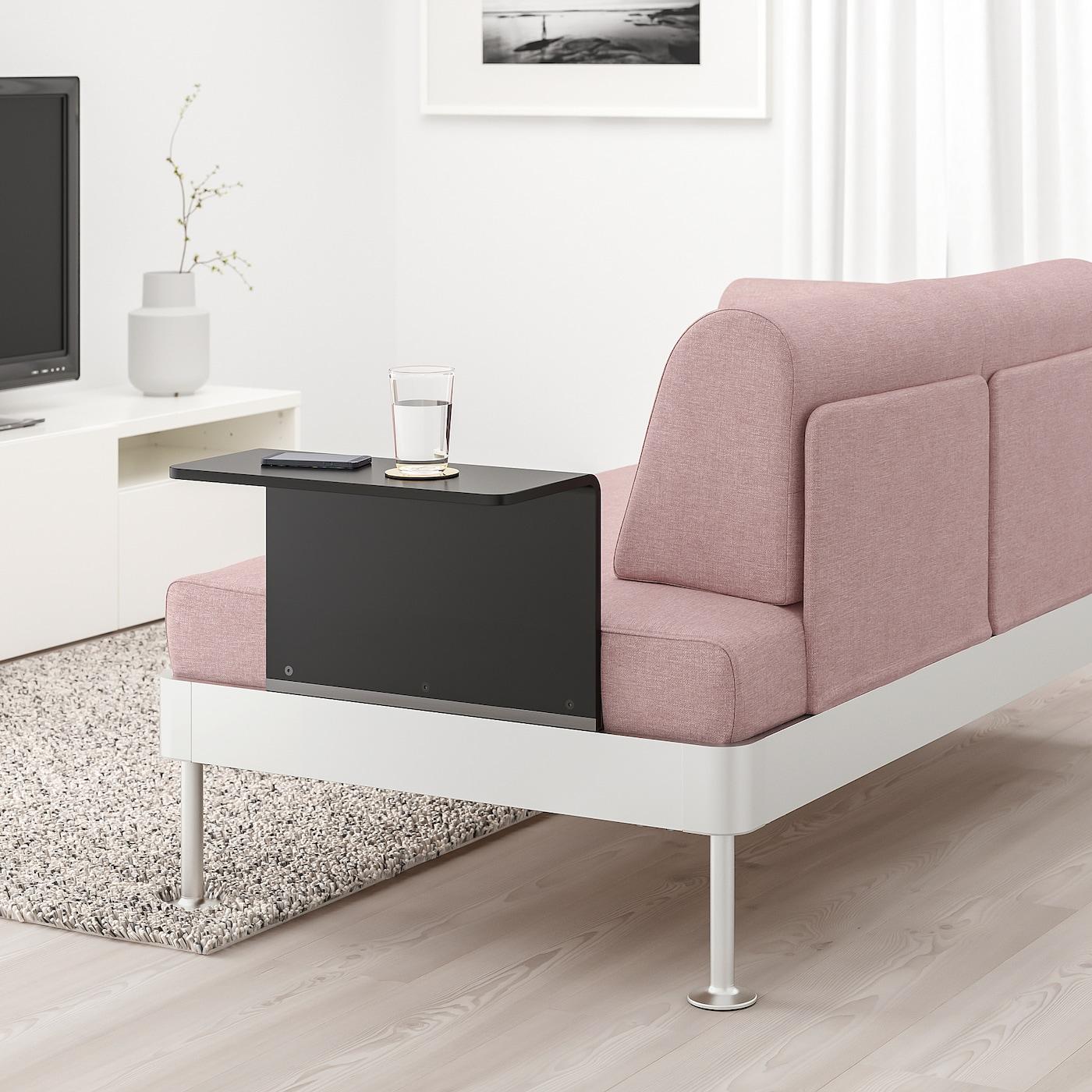 Delaktig 2 Seat Sofa With Side Table
