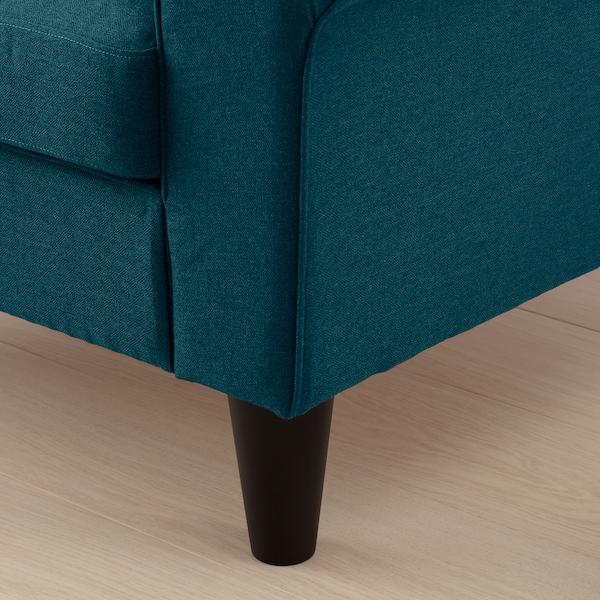 GAMMALBYN Armchair, blue