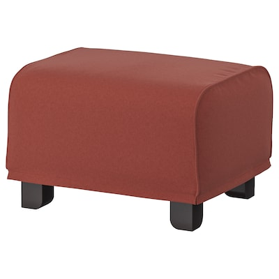 GRÖNLID Footstool, Ljungen light red