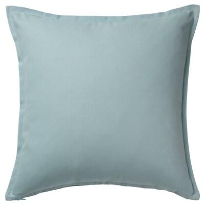 GURLI Cushion cover, pale blue, 50x50 cm