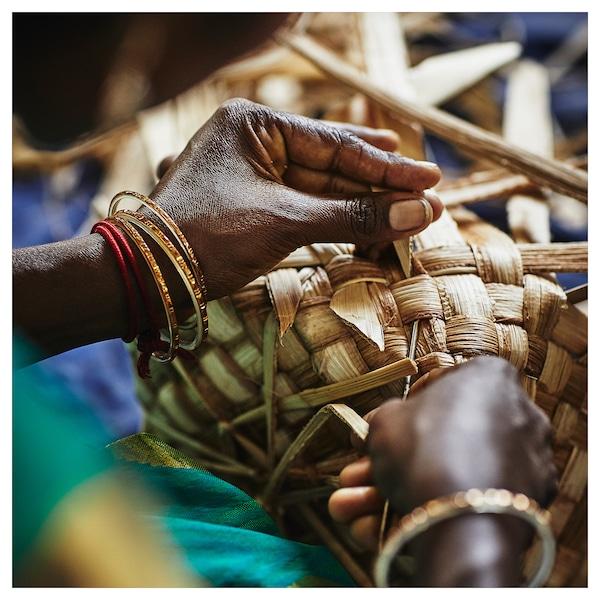 HANTVERK basket handmade banana fibre 8 cm 20 cm