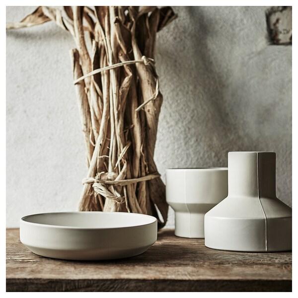 HANTVERK bowl handmade off-white 5 cm 21 cm