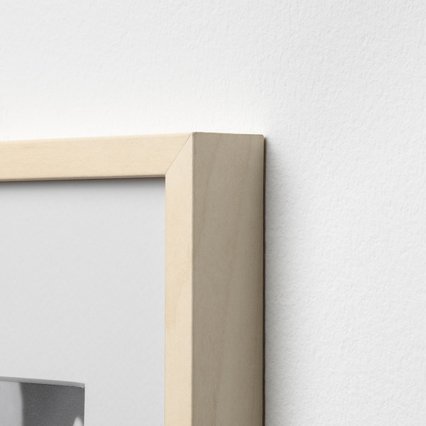 HOVSTA Frame, birch effect, 21x30 cm