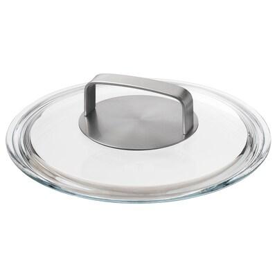 IKEA 365+ Pot lid, glass, 21 cm