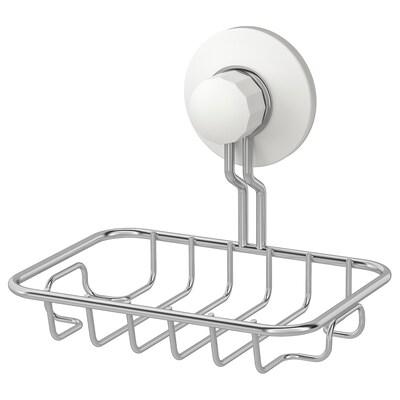 IMMELN Soap dish, zinc plated