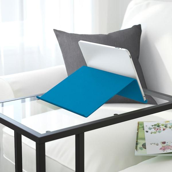 ISBERGET tablet stand blue 25 cm 25 cm 9 cm