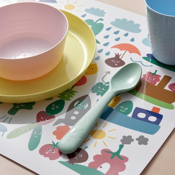 KALAS Spoon, mixed colours
