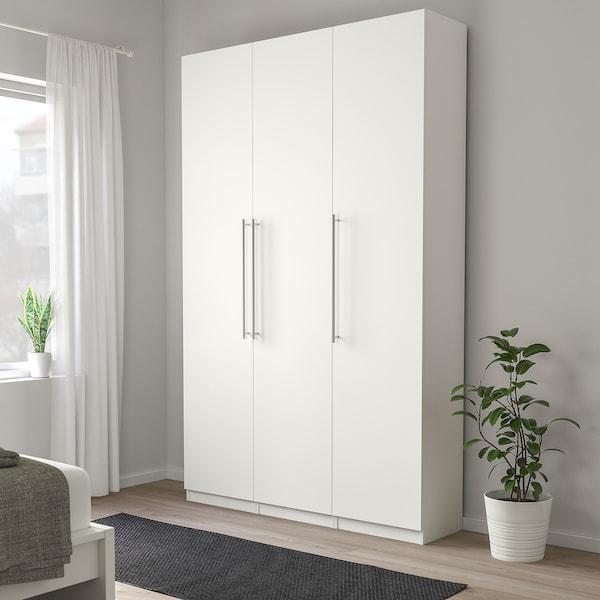 KALLRÖR Handle, stainless steel, 597 mm