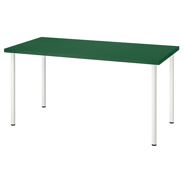 LINNMON Table top, green, 150x75 cm