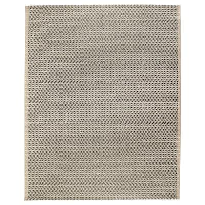 LOBBÄK rug flatwoven, in/outdoor beige 250 cm 200 cm 5 mm 5.00 m² 1600 g/m²