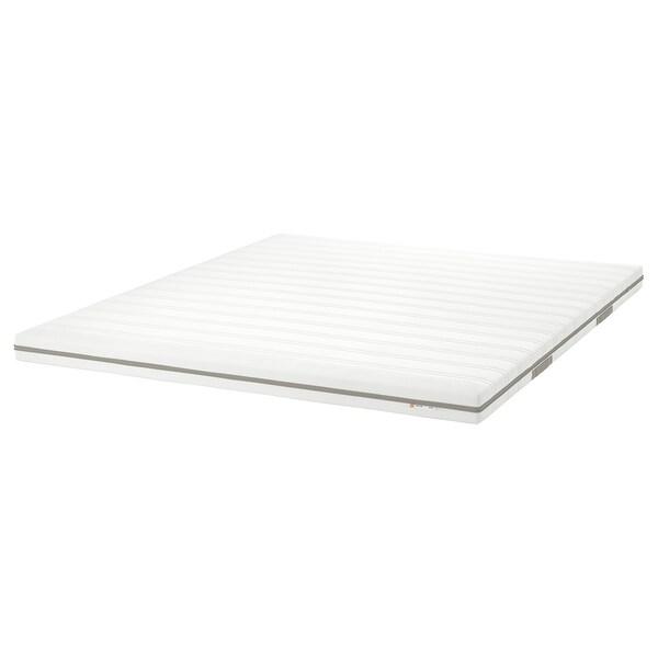 MALVIK Foam mattress, firm/white, 180x200 cm