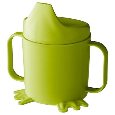 MATA Training beaker, green