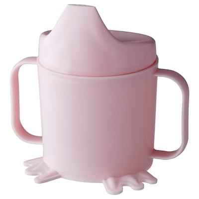 MATA Training beaker, pink