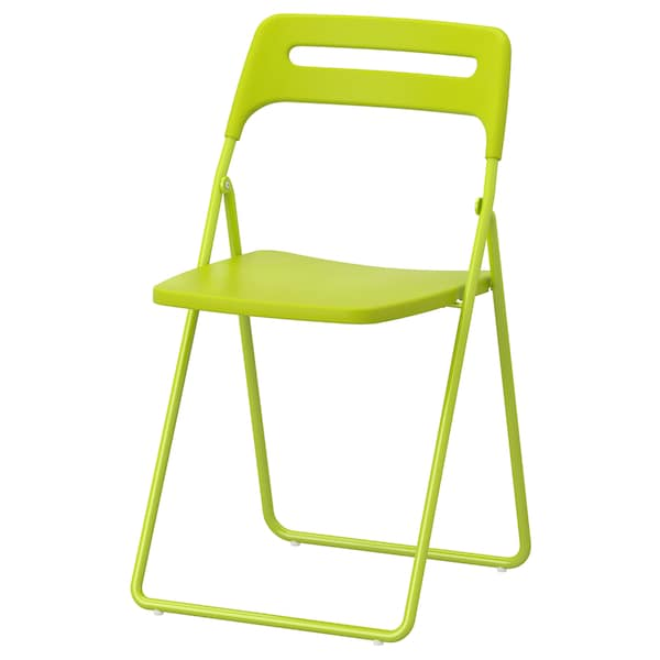 NISSE Folding chair, green
