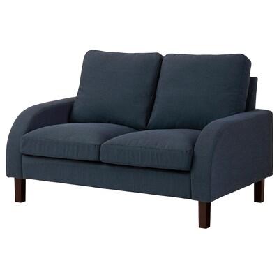 ORMARYD 2-seat sofa, dark blue