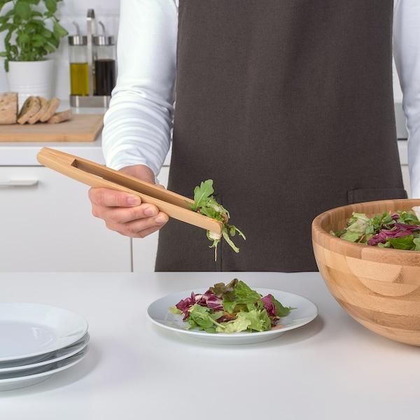 OSTBIT Serving tong, bamboo