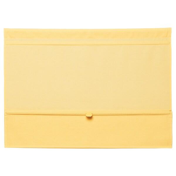 Ringblomma Roman Blind Yellow Ikea