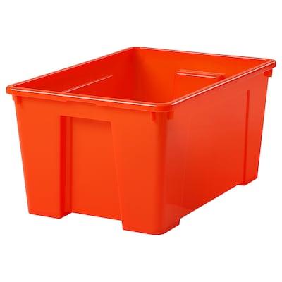 SAMLA Box, orange, 56x39x28 cm/45 l