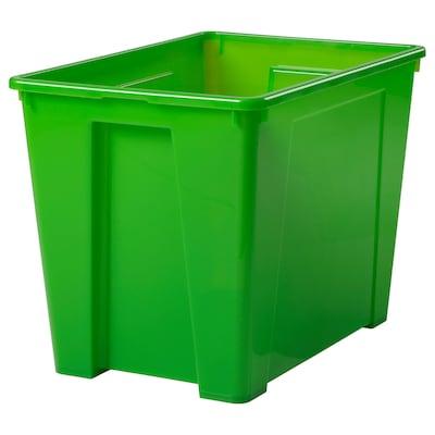 SAMLA box green 56 cm 39 cm 42 cm 65 l