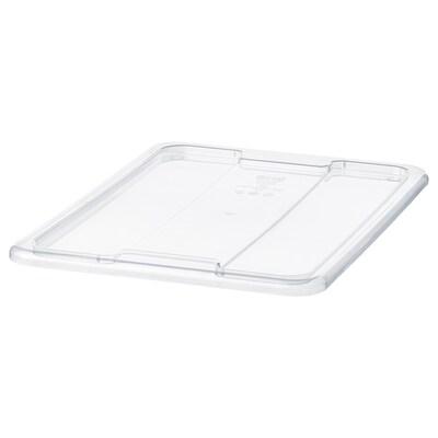SAMLA Lid for box 11/22 l, transparent