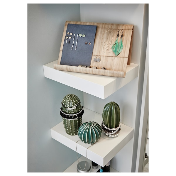 SJÄLSLIGT Decoration set of 3, green
