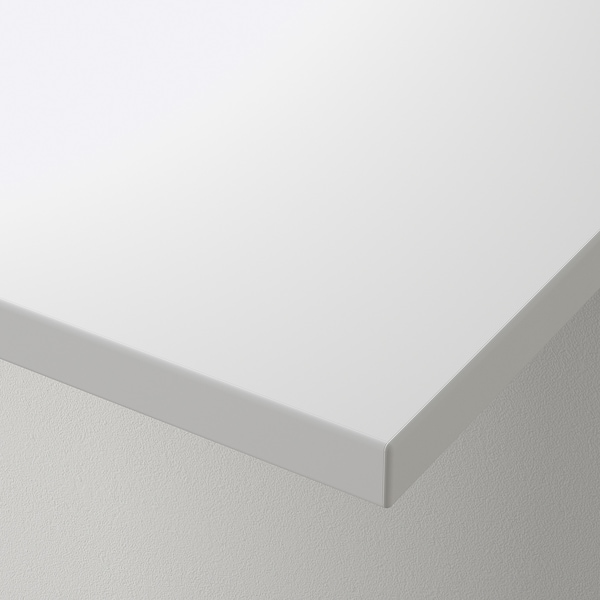 SKARSTA Table top, white, 120x70 cm