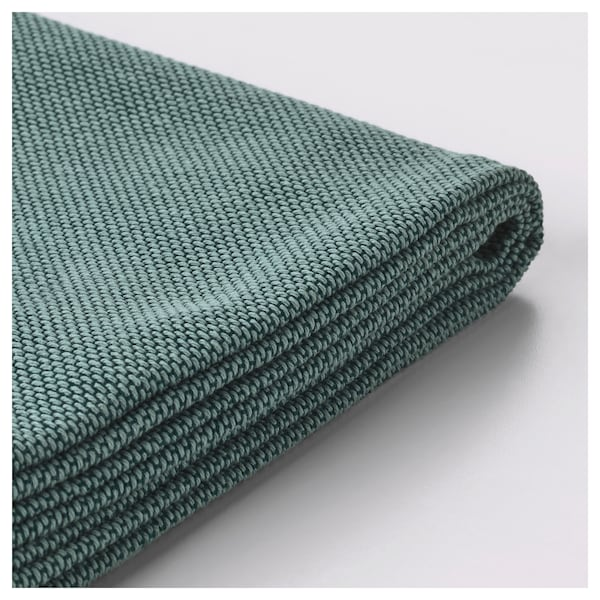 SÖDERHAMN Cover for chaise longue, Finnsta turquoise