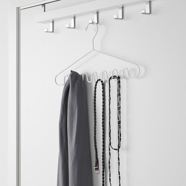 STAJLIG Multifunction hanger, white in/outdoor