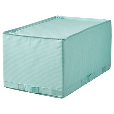 STUK Storage case, light turquoise, 34x51x28 cm